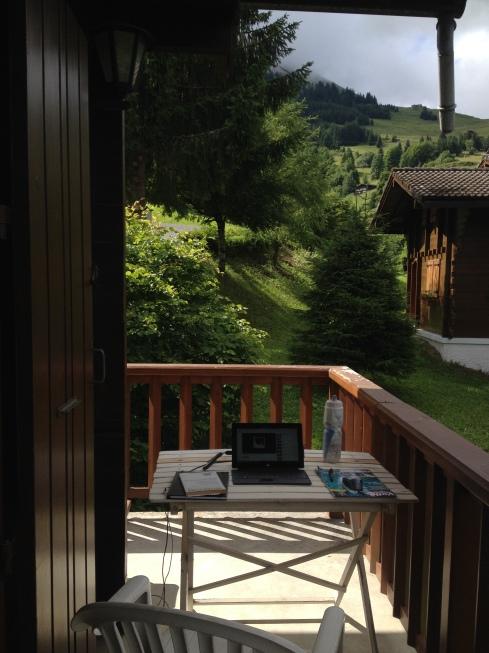 La Clusaz Office