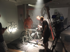 Lights Camera Bicycle